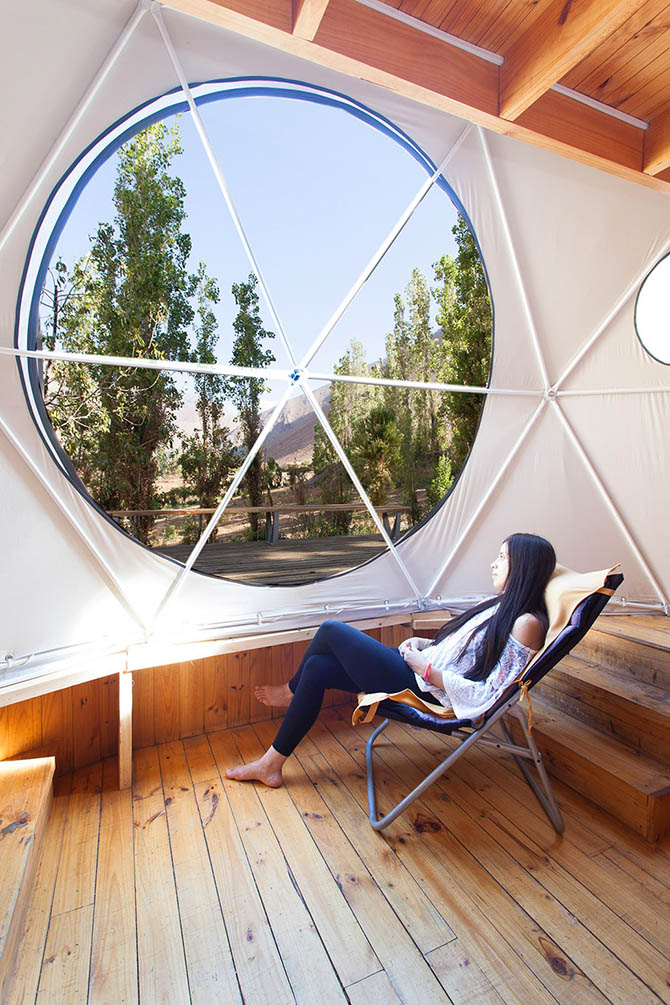Отель для любителей астрономии (18 фото) (1)