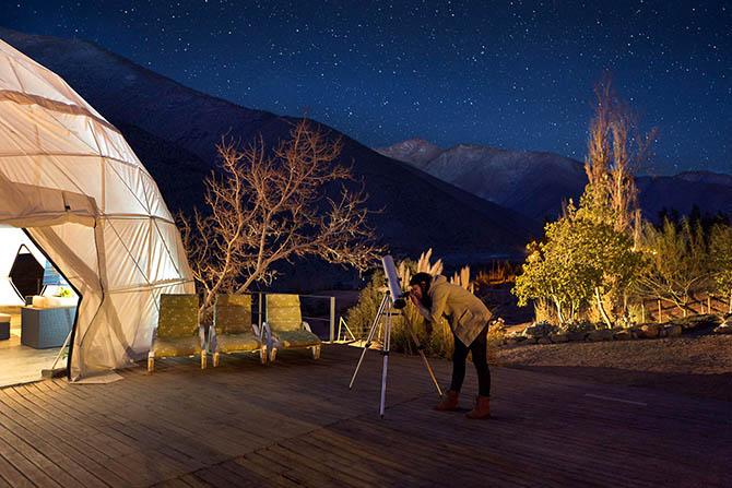 Отель для любителей астрономии (18 фото) (13)