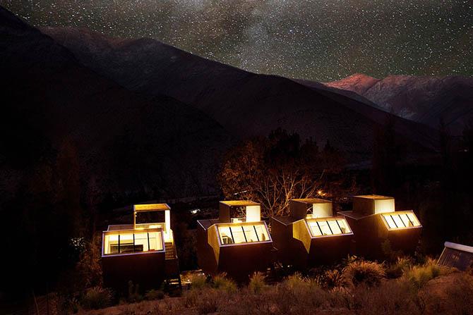 Отель для любителей астрономии (18 фото) (16)