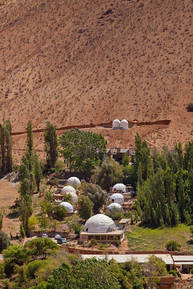 Отель для любителей астрономии (18 фото) (2)