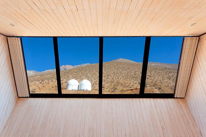 Отель для любителей астрономии (18 фото) (8)
