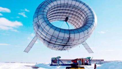 Совсем скоро будет запущена первая электростанция с летающими ветряками
