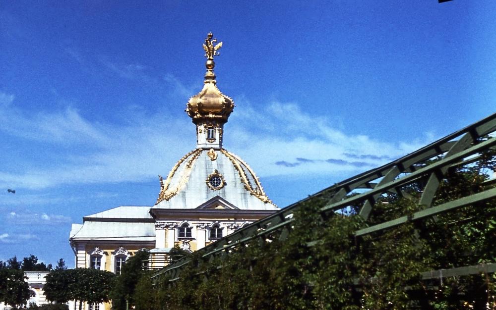 Петергоф в 1983 (12)