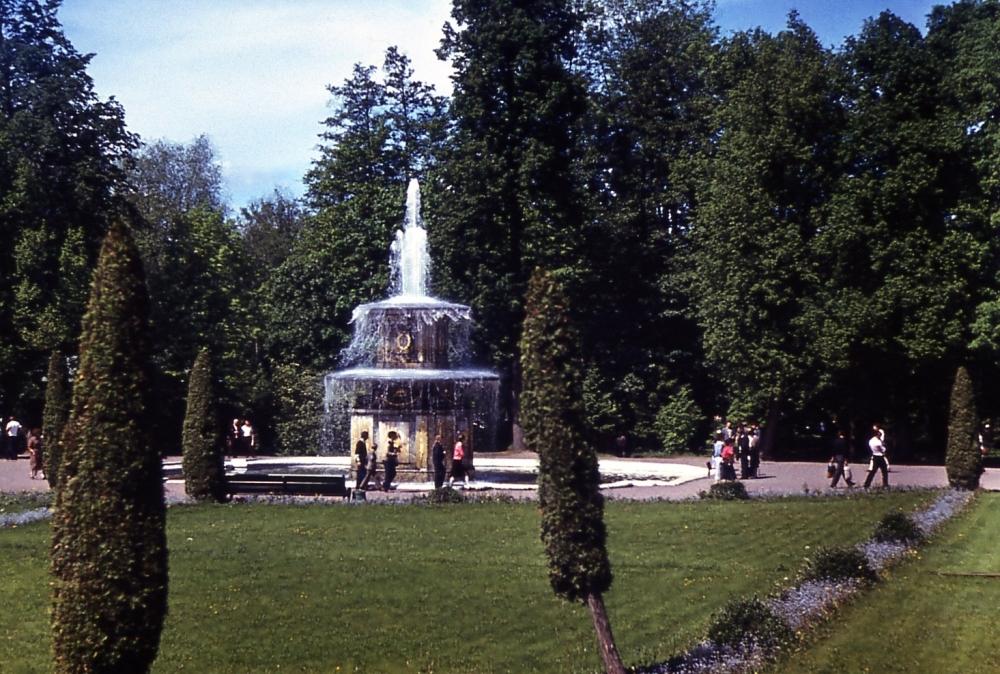 Петергоф в 1983 (14)