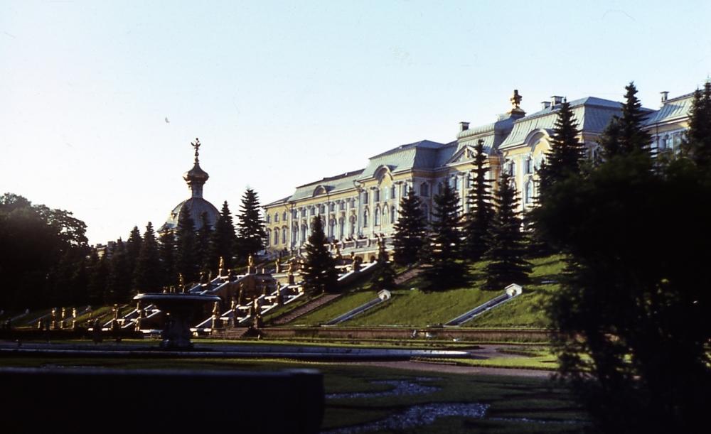 Петергоф в 1983 (2)