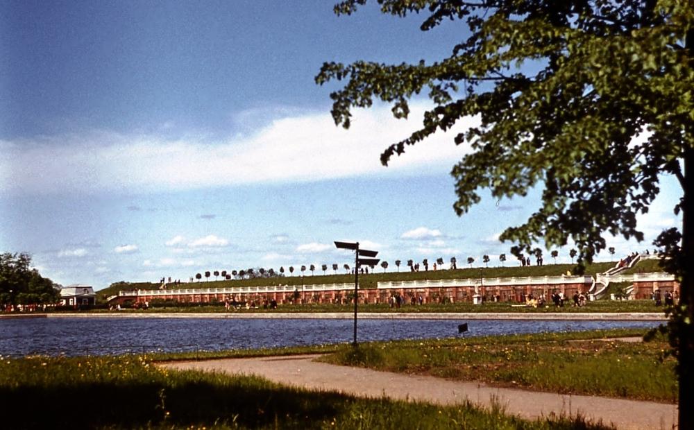 Петергоф в 1983 (4)