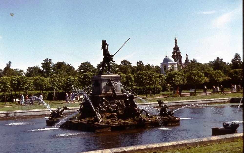 Петергоф в 1983 (6)