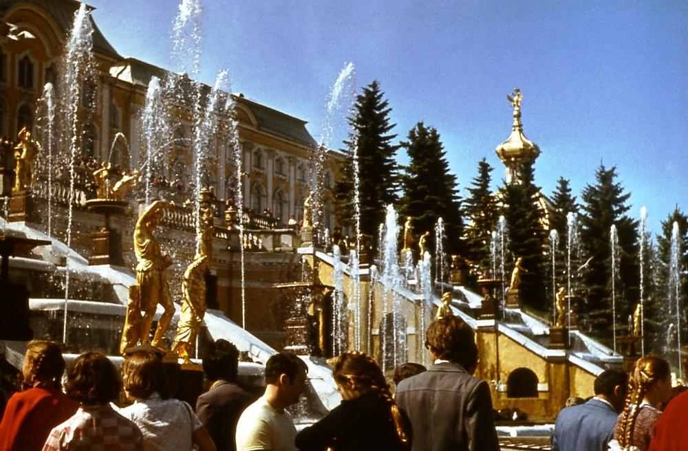 Петергоф в 1983 (7)