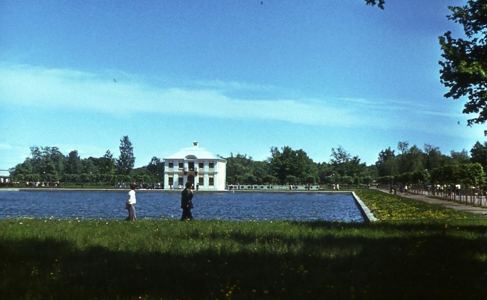 Петергоф в 1983 (8)