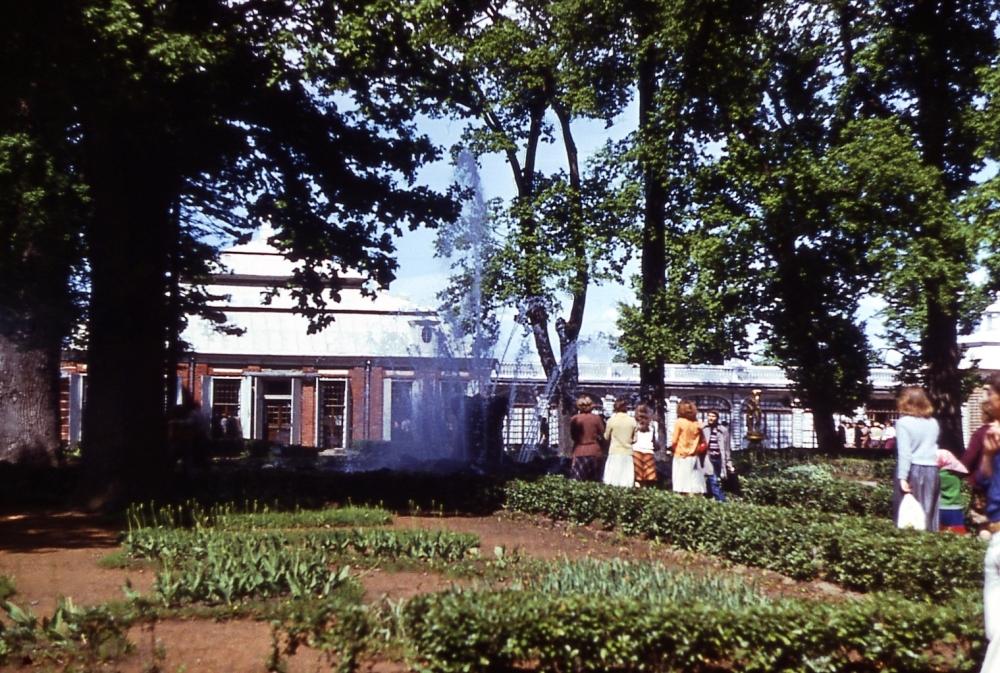 Петергоф в 1983 (9)