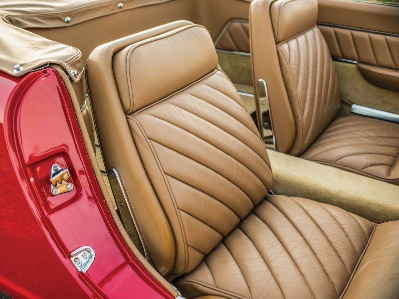 Plymouth Asimmetrica Roadster 1961 – Ужас с откидным верхом_14 фото_ (10)