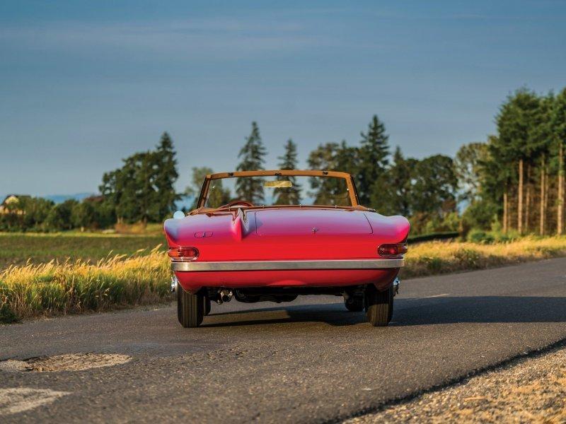 Plymouth Asimmetrica Roadster 1961 – Ужас с откидным верхом_14 фото_ (13)