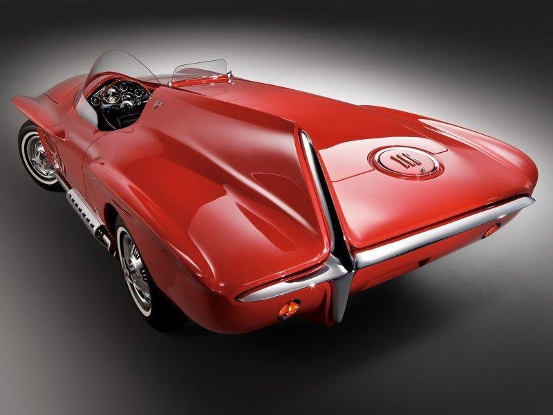 Plymouth Asimmetrica Roadster 1961 – Ужас с откидным верхом_14 фото_ (3)