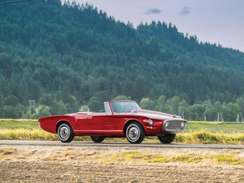 Plymouth Asimmetrica Roadster 1961 – Ужас с откидным верхом_14 фото_ (4)