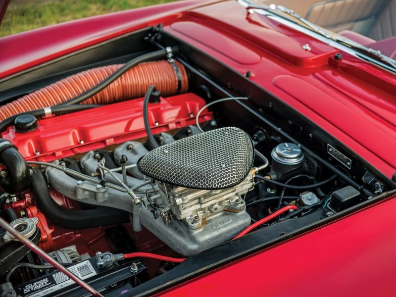 Plymouth Asimmetrica Roadster 1961 – Ужас с откидным верхом_14 фото_ (5)