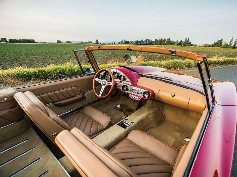 Plymouth Asimmetrica Roadster 1961 – Ужас с откидным верхом_14 фото_ (8)