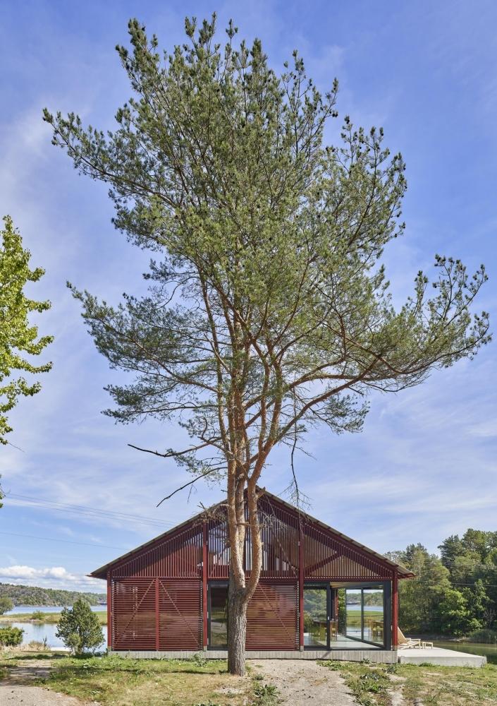 Простой Коттедж в Норвегии (2)