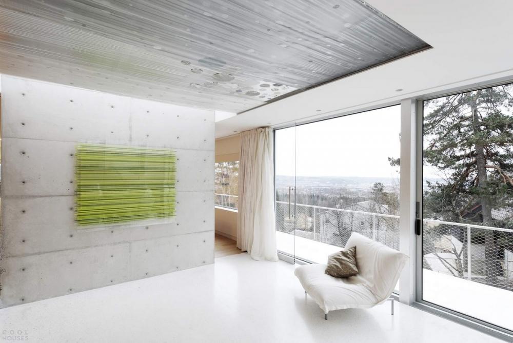 Реконструкция семейной виллы в Норвегии (9)