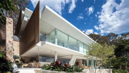 Загородный коттедж в Австралии: роскошь на берегу океана