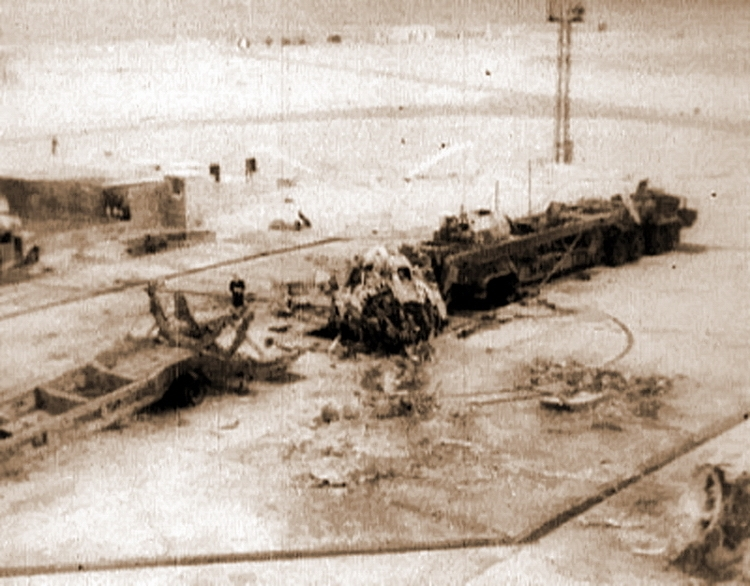 Это не забудут никогда: катастрофа при запуске советской ракеты