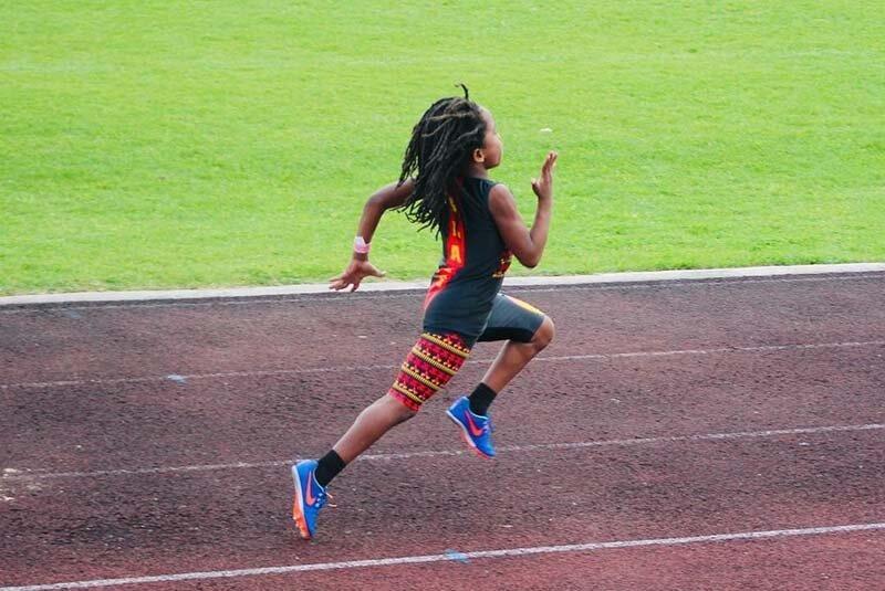 7-летний мальчик пробегает 100 метров за 13,48 секунды