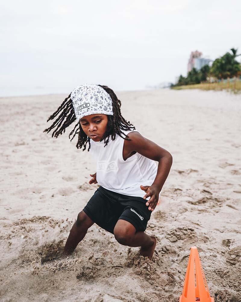 Самый быстрый мальчик в мире пробегает стометровку за 13_48 секунды (3)