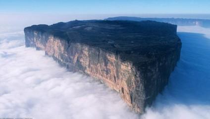 Тепуи – другой мир: фото самого необычного места на планете