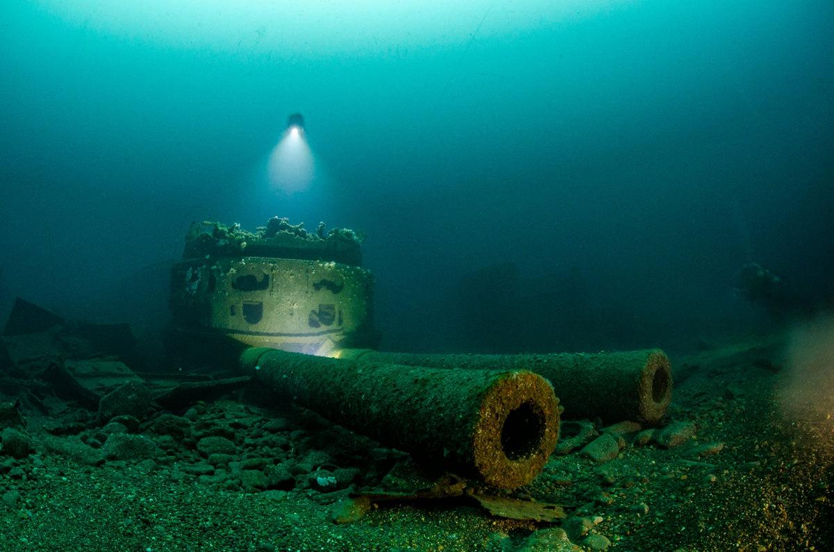 Жизнь морских глубин в работах победителей конкурса «Подводный фотограф года – 2019» 6
