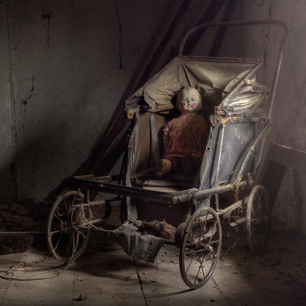 Заброшенная Европа_ эффектные фотографии Андре Говиа (1)