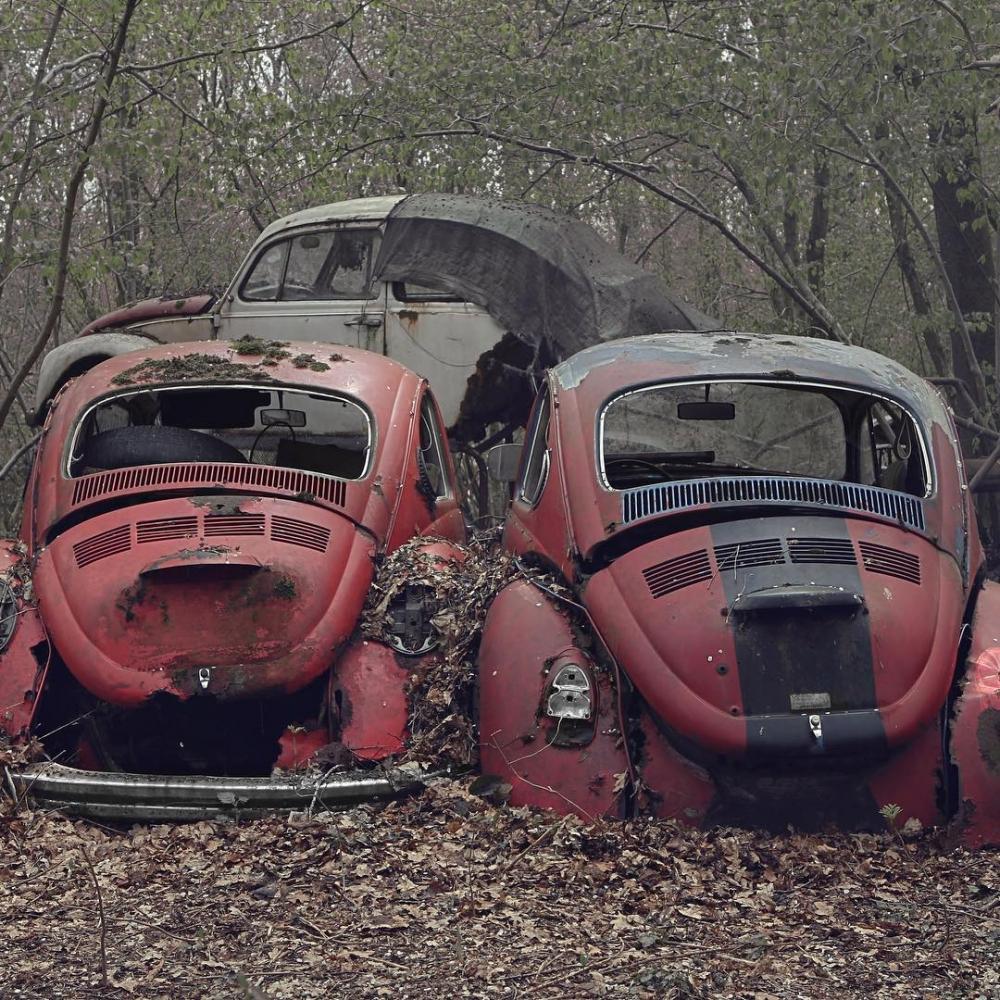 Заброшенная Европа_ эффектные фотографии Андре Говиа (8)