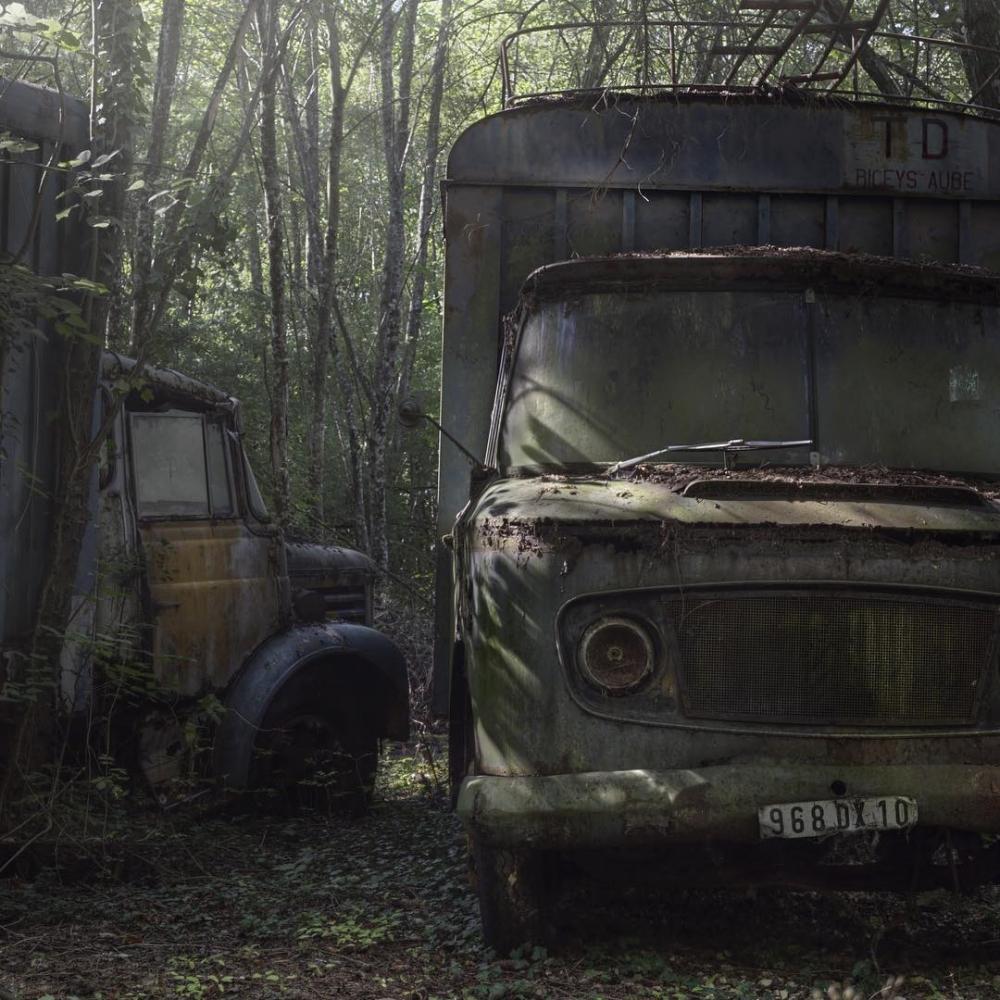 Заброшенная Европа_ эффектные фотографии Андре Говиа (9)