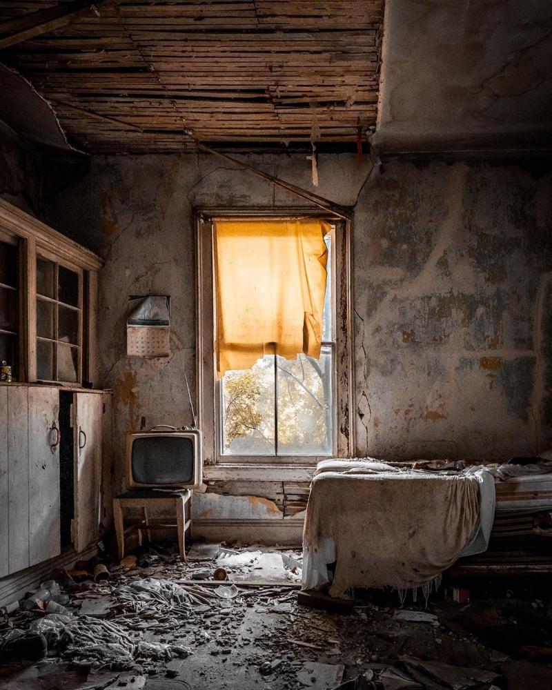 Загадочные заброшенные места на снимках Рича Керна (1)