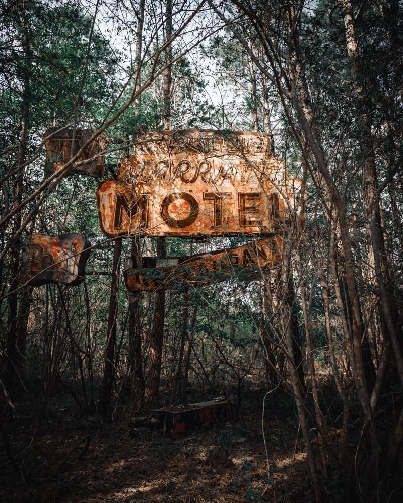 Загадочные заброшенные места на снимках Рича Керна (10)