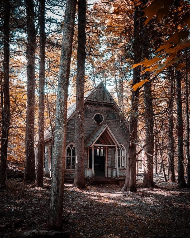 Загадочные заброшенные места на снимках Рича Керна (11)