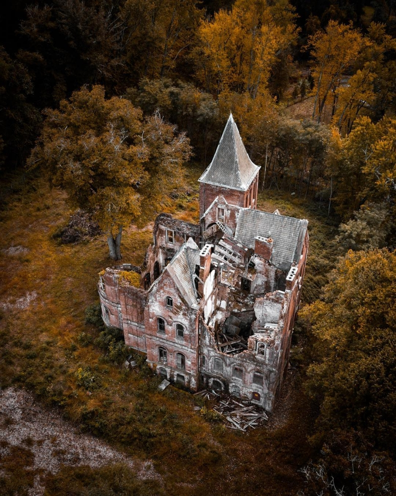 Загадочные заброшенные места на снимках Рича Керна (13)