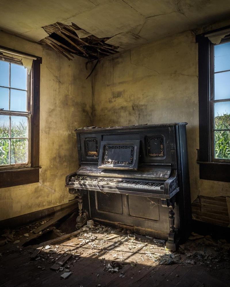 Загадочные заброшенные места на снимках Рича Керна (14)