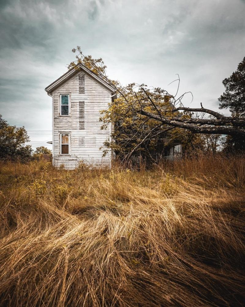 Загадочные заброшенные места на снимках Рича Керна (15)