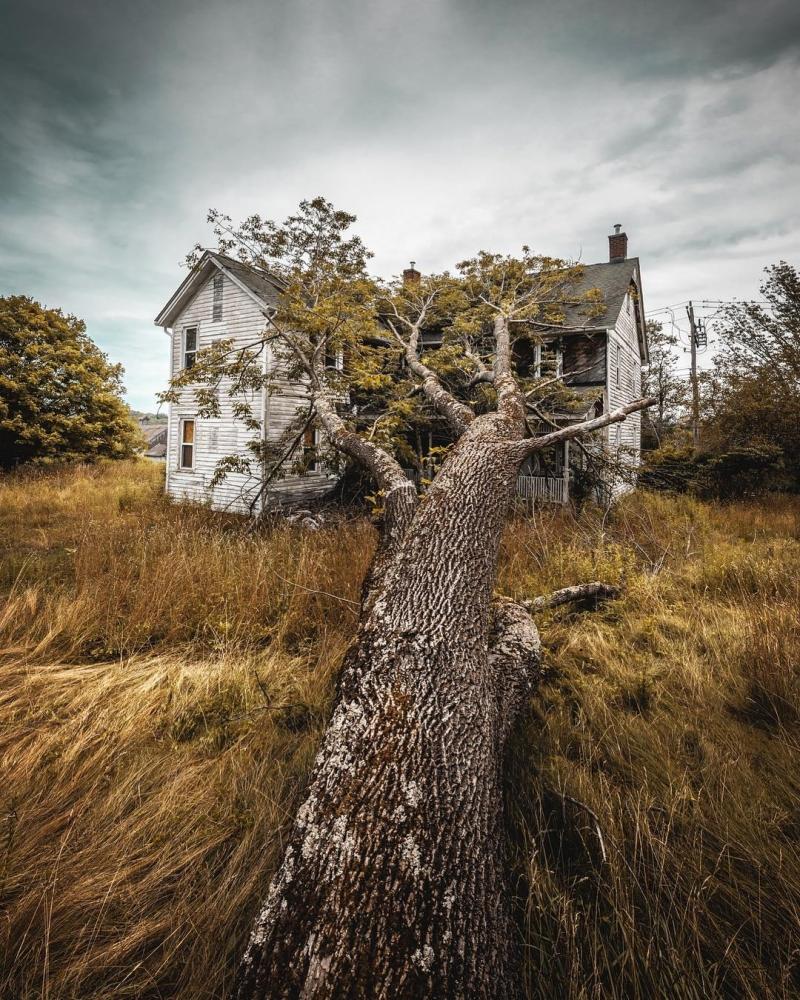 Загадочные заброшенные места на снимках Рича Керна (2)