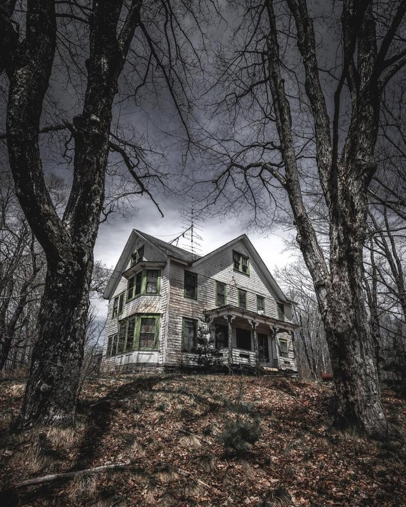 Загадочные заброшенные места на снимках Рича Керна (4)