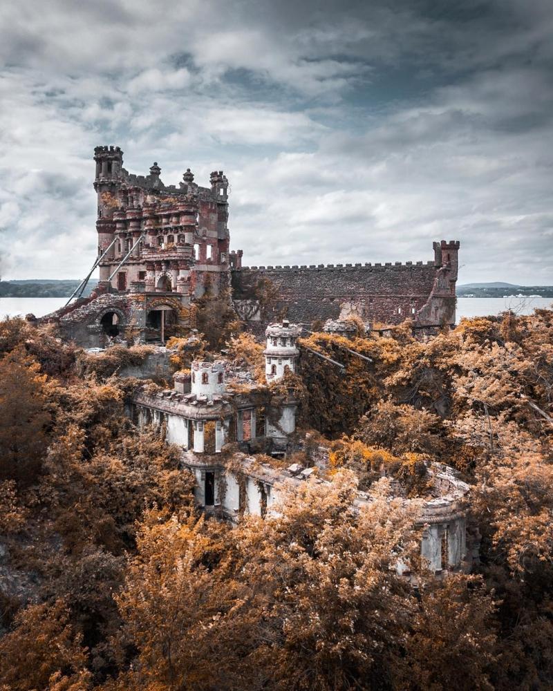 Загадочные заброшенные места на снимках Рича Керна (6)