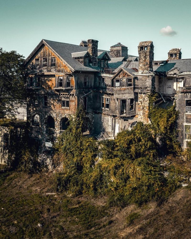 Загадочные заброшенные места на снимках Рича Керна (8)