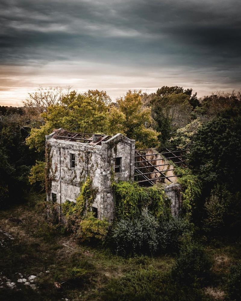 Загадочные заброшенные места на снимках Рича Керна (9)