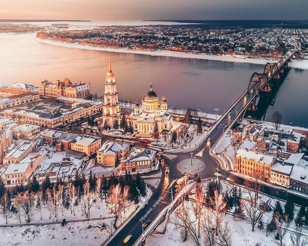 Замечательные аэрофотоснимки Андрея Пугача (13)