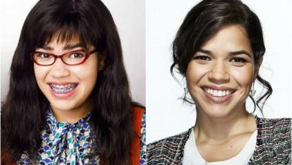 Как на самом деле выглядят актрисы, которые мастерски сыграли дурнушек в кино