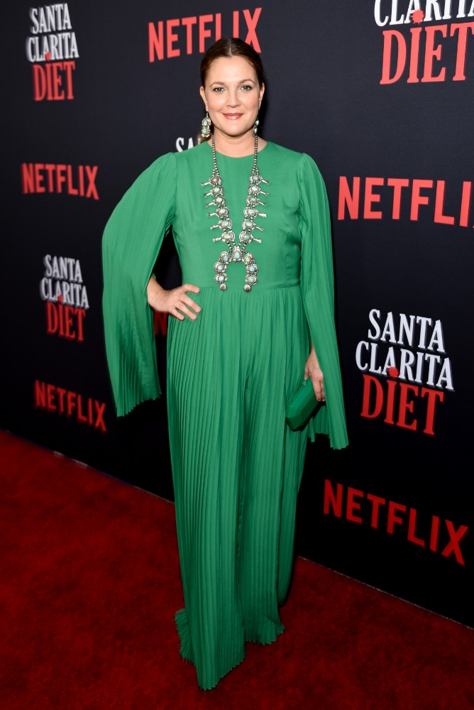 "Netflix's ""Santa Clarita Diet"" Season 3 Premiere - Red Carpet"