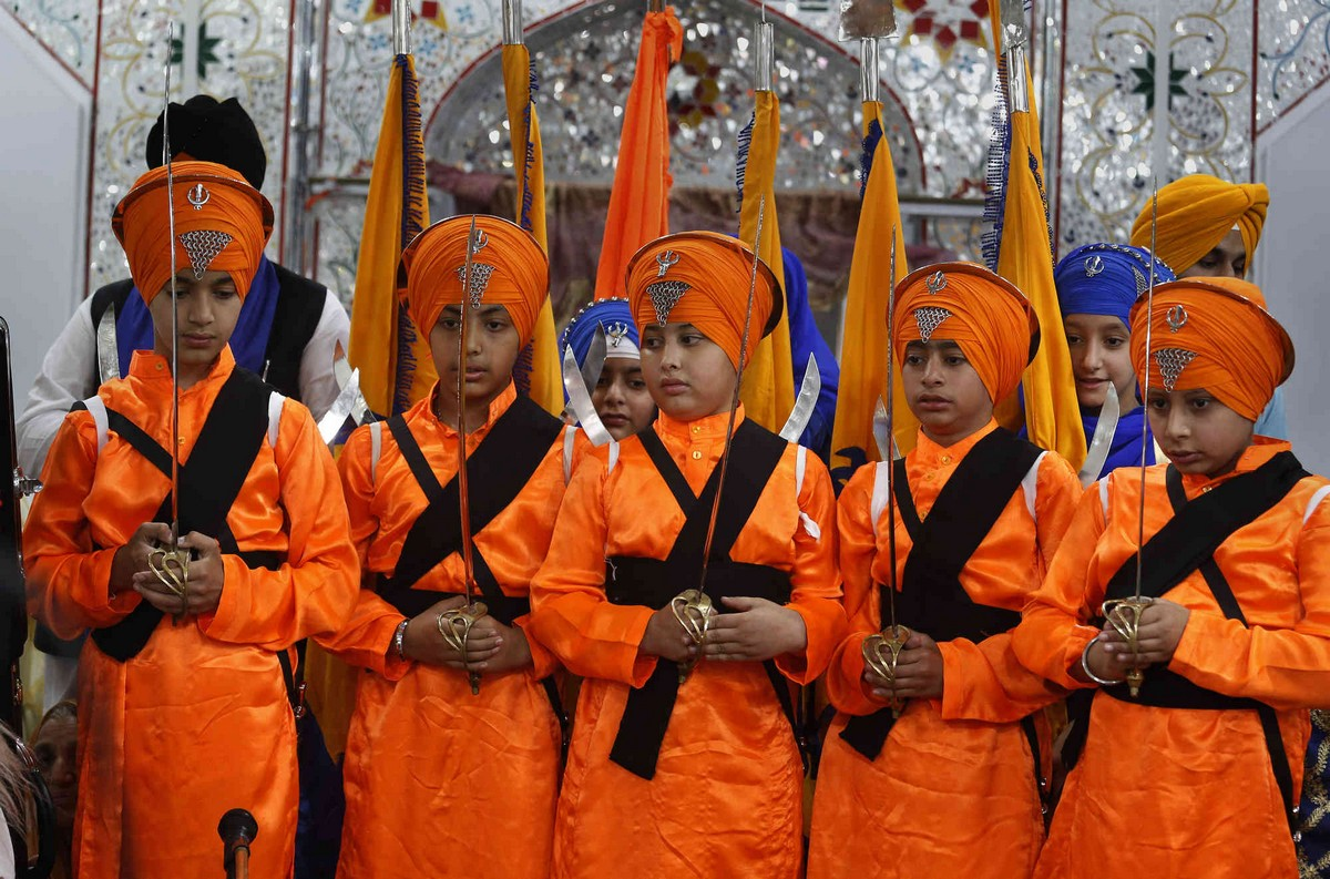 Pakistan Sikh Festival