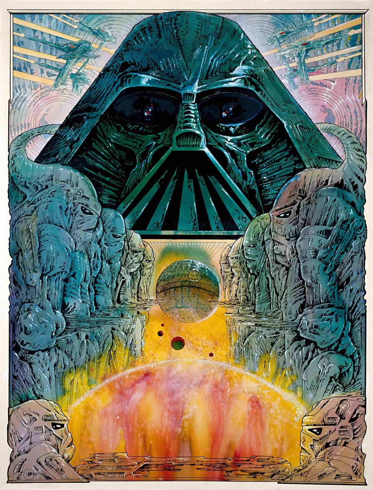 Архивы «Звёздных войн»_ как создавалась оригинальная трилогия Джорджа Лукаса 1