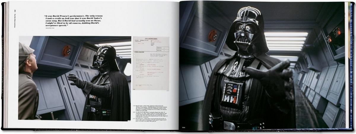 Архивы «Звёздных войн»_ как создавалась оригинальная трилогия Джорджа Лукаса 11