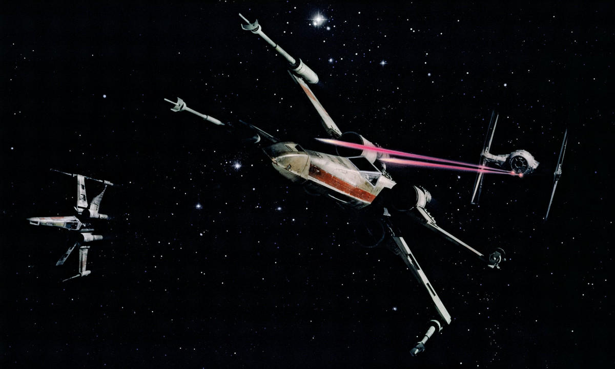 Архивы «Звёздных войн»_ как создавалась оригинальная трилогия Джорджа Лукаса 4