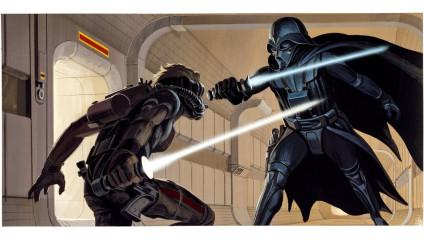 Закулисье Звездных войн: фотографии из архивов